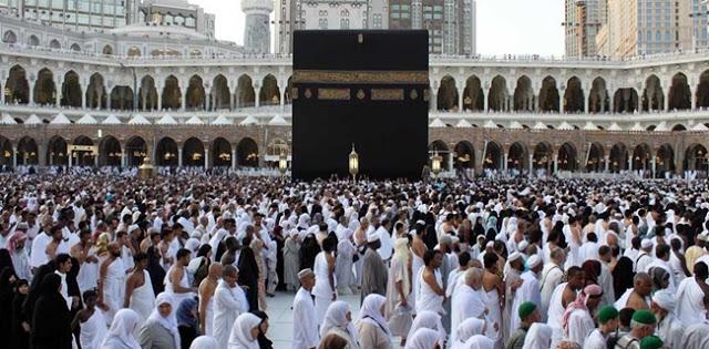 Arab Saudi Umumkan Pelaksanaan Ibadah Haji 2021, Kuotanya Hanya 60 Ribu
