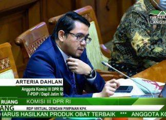 DPR: Tolong Usut, Ruangguru di Kartu Prakerja itu Korupsi Saat RDP Bersama KPK