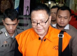 Mantan Anggota DPR Fraksi PDI Perjuangan, I Nyoman Dhamantra Dituntut 10 Tahun Penjara