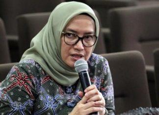 Mulai Hari Ini, Evi Novida Ginting Kembali Jabat Komisioner KPU RI