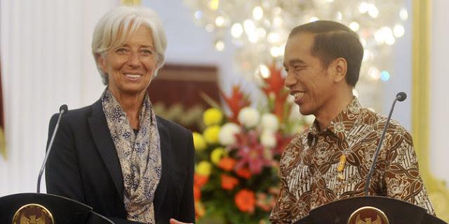 IMF Beri Keringanan Utang 25 Negara, Indonesia yang Berutang Rp4.680 Triliun Tidak Termasuk