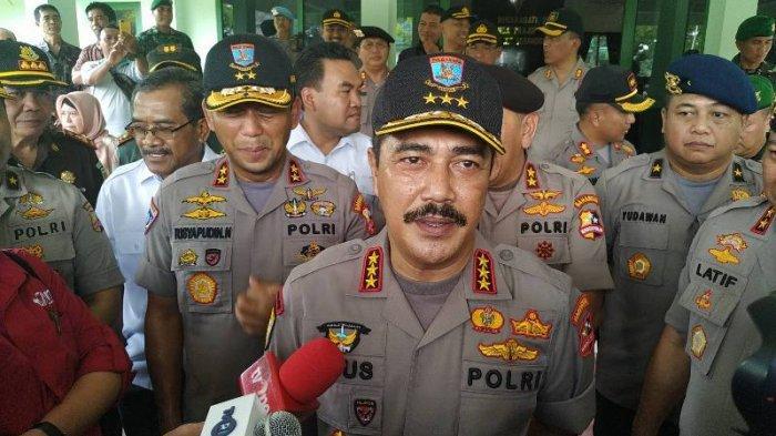 Telegram Mabes Polri: Bersiap Hadapi Kerusuhan di Tengah Wabah Corona