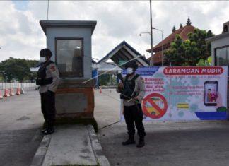 Terminal Bus Terbesar Provinsi Bali di Mengwi Tutup