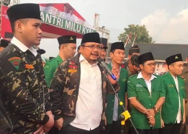 Bubarkan Stafsus Milenial, Yaqut Sebut Tidak Ada Manfaat dan Merepotkan Jokowi