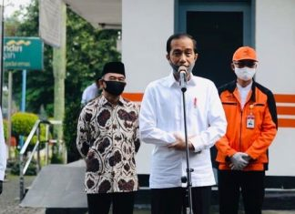 Jokowi Sampaikan Terima Kasih kepada Ormas Islam Bantu Pemerintah Tangani COVID-19