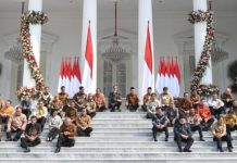 Miskin Prestasi, Isu Reshuffle Bikin Menteri Jokowi Susah Tidur