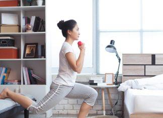 Cegah Stres Dengan Aktivitas Fisik Di Tengah Pandemi Covid-19