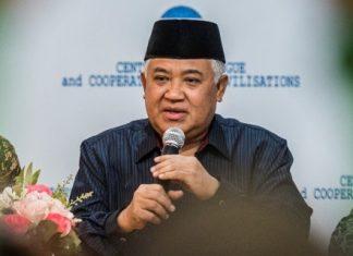 Presiden Kampanyekan Bipang Ambawang, Din Syamsuddin Minta Jokowi Minta Maaf