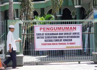 Muhammadiyah Sebut Jangan Sampai Mall Dibuka Tapi Masjid Ditutup