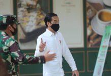 Kerahkan TNI untuk Disiplinkan Warga, Jokowi: Jika Efektif Akan Diperluas