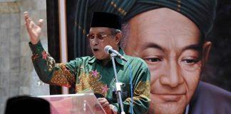 Ketum PBNU Said Aqil: Alam Indonesia Sangat Kaya, Tapi Kemiskinan Masih Banyak