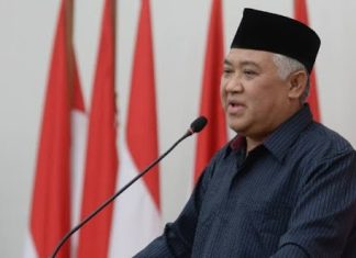 Puluhan Ribu Orang Tidak Setuju Din Syamsuddin Disebut Radikal