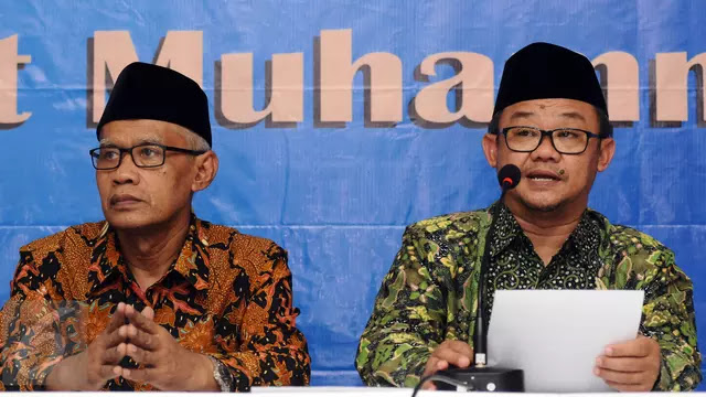 Muhammadiyah Kirim Tim Jihad Kawal RUU HIP