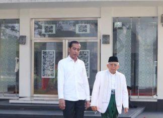 Berapa THR Jokowi-Ma'ruf Amin? Ini Besaran Nominalnya!