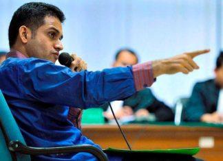 Mantan Bendahara Demokrat Nazaruddin Bebas