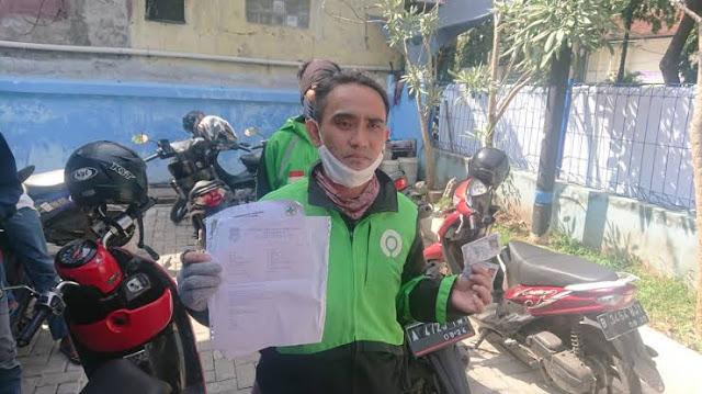 Tragis, RSUD Tangerang Tolak Rawat Istri Driver Ojol Yang Positif Covid-19 Karena BPJS Mati
