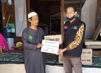 Gandeng ACT, Indofood nutrition Bali Salurkan Paket Makanan ke Panti Asuhan Terdampak Covid-19