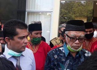 Ade Armando Dilaporkan ke Polda Sumbar Karena Komentari Aplikasi Injil Bahasa Minang