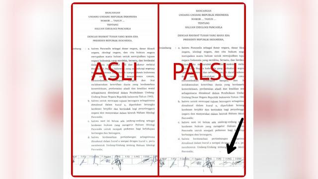 PKS Pertimbangkan Lapor Polisi soal Pemalsuan Tanda Tangan di RUU HIP