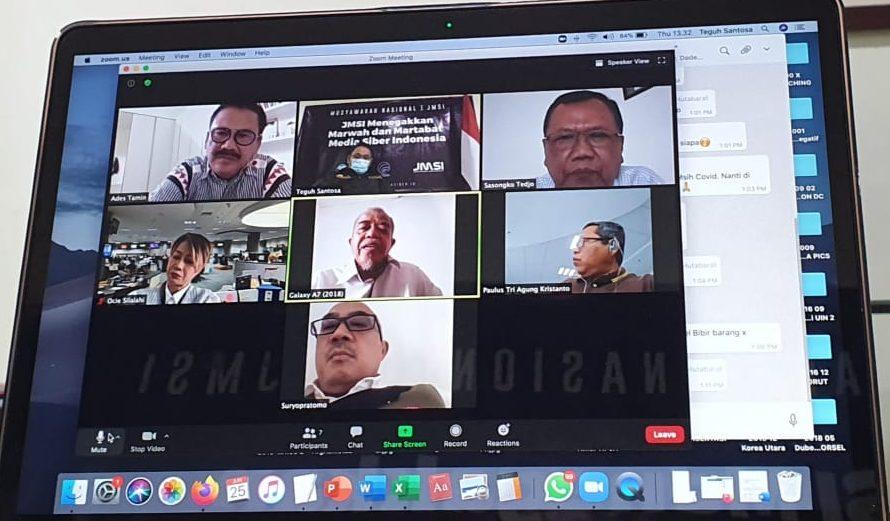 Dewan Kehormatan PWI Ingatkan Pentingnya Kompetensi dan Penaatan Kode Etik Wartawan