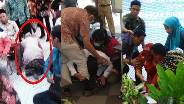 Ternyata Walikota Surabaya Sudah Tiga Kali Bersujud di Forum Terbuka