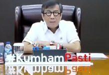 Menkumham Sebut Partai Gelora Patut Diperhitungkan Pada Pemilu 2024