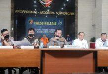 Dua Penyebar Hoaks Ajakan Tarik Dana Perbankan Ditangkap Polisi