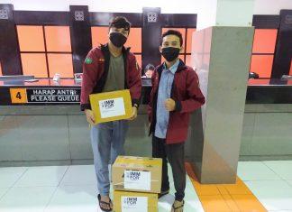 IMM Kota Denpasar Kirim Bantuan Sandang Ke Masamba Luwu Utara