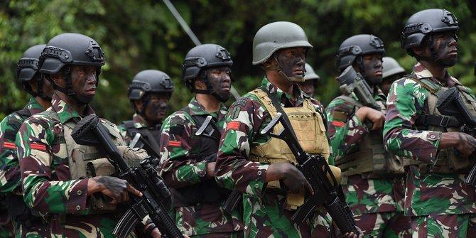 Selama Covid-19 TNI Tingkatkan Pengawasan di Daerah Perbatasan