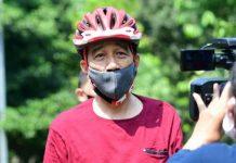 Hasil Uji Swab Negatif Covid-19, Jokowi: Alhamdulillah Sehat- sehat Saja