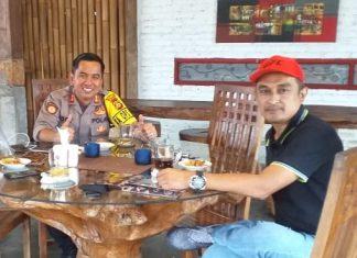 Kapolres Badung Minta JMSI Bali Edukasi Masyarakat Dengan Ikut Jernihkan Informasi Covid-19