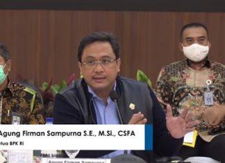 BPK Temukan Lima Kementerian Dan Lembaga Pakai Rekening Pribadi Untuk Pengelolaan Dana APBN