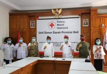 Tangani Pasien Covid-19, Bali Gelar Donor Plasma Darah Perdana