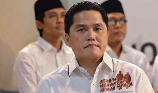 Pengamat Sebut Jokowi Memang Tak Punya Beban, Tapi Apa Tega Mereshuffle Erick Thohir?