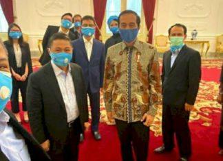Tak Hanya PAN, Jokowi Juga Bertemu Anis Matta-Fahri Hamzah Dari Partai Gelora