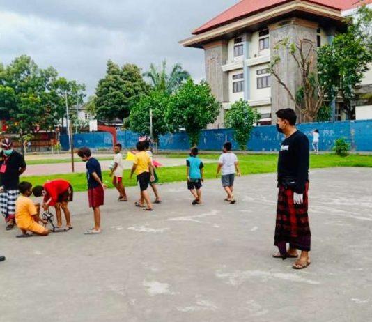 GTPP Covid-19 Kota Denpasar Berikan Sosialisasi Dan Edukasi Tatanan Kehidupan Era Baru Pada masyarakat