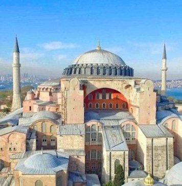 Turki Fungsi Hagia Sophia Jadi Masjid, Paus Fransiskus Amat Tertekan
