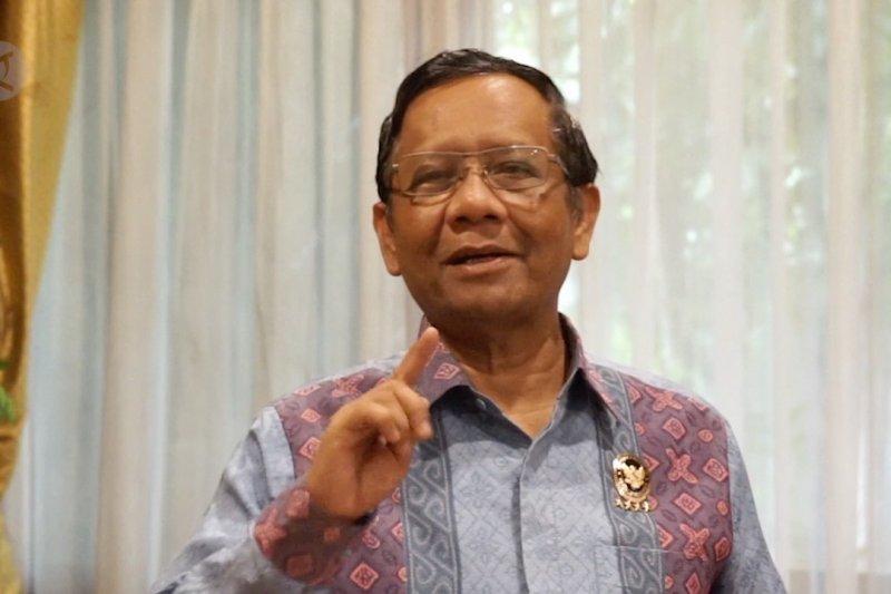 Mahfud MD Lapor Jokowi: Ini Ada Obat Covid Hasil Bertapa 40 Hari