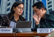 Relawan Jokowi Minta Ombudsman Gerak Cepat Garap Erick Thohir Dan Sri Mulyani