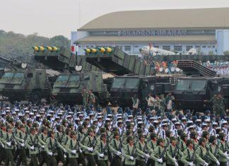 Peringkat 16 Dunia, Militer Indonesia Rajai Asia Tenggara