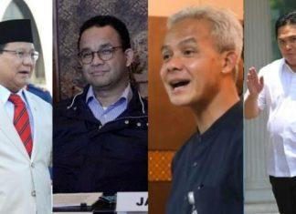 Menhan atau Mentan? Yang Penting Prabowo Berprestasi Agar Tidak Disalip Para Pesaingnya Ini