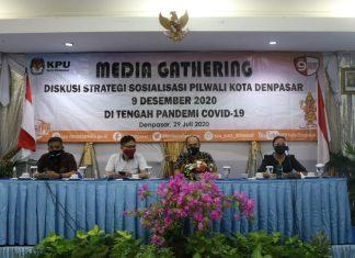 Pilkada di Tengah Pandemi, KPU Diminta Belajar Seperti Korsel Dalam Sosialisasi Lewat Media Massa