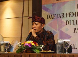 KPU Badung Gelar Bimtek DPHP Dalam Rangka Kegiatan Coklit Tahun 2020