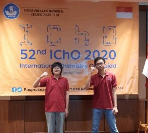 Membanggakan, Pelajar Indonesia Sabet Medali Emas di Ajang IChO ke-52 di Turki