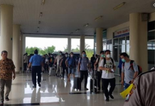 Ratusan TKA China Tiba ke Indonesia Lewat Tanjungpinang