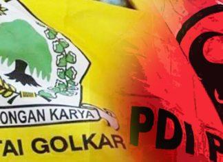 Golkar dan Gerindra Koalisi Terbanyak dengan PDIP di Pilkada 2020, Sementara PKS Paling Sedikit