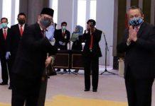 Gantikan Erwin Rijanto, Doni Joewono Resmi Dilantik Sebagai Deputi Gubernur BI
