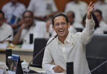 Gencar Diberitakan Akan Terjadi Reshuffle, Nadiem Jadi Menteri Paling Disorot