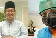 Dokter Andhika Spesialis Paru di Medan Gugur, Istrinya Terpapar Covid-19