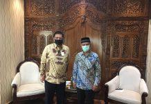 Bahas Isu Kebangsaan, Menko Prekonomian Sowan ke Ketum PP Muhammadiyah
